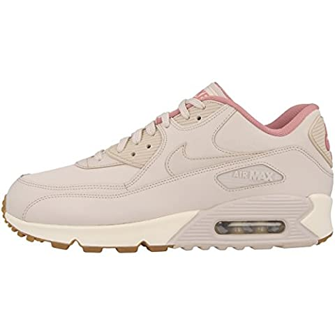 Nike Air max 90 leather 921304600, Basket - 37.5