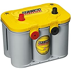 Optima Yellow Top Yt U 4.2 Batterie Dual Sprial Cell, 12V 55Ah 765 Amps (En)