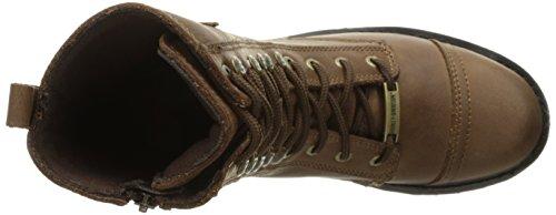 Harley Davidson Womens Balsa Leather Boots Brown