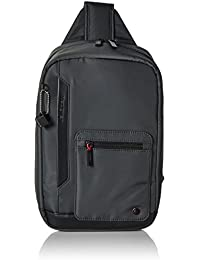 Hedgren Zeppelin Revised Mochila, 31 cm, CHARCOAL GREY