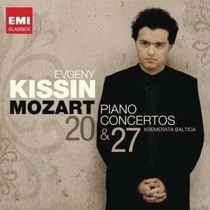 Mozart: Piano Concertos 20 & 27