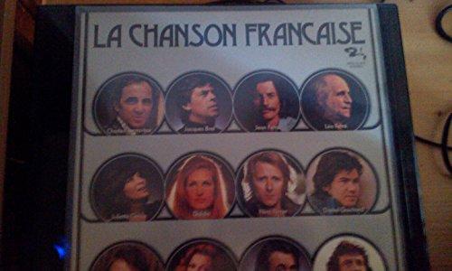 La Chanson Francaise (1976)(vinyl LP)(Barclay 00051.913) Greco Jeans