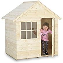 TP Toys Casa de juegos de madera – escondite