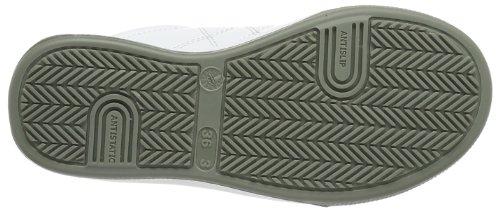 Maxguard Scott, Chaussures de sécurité Adulte Mixte Blanc (Weiß (weiß))