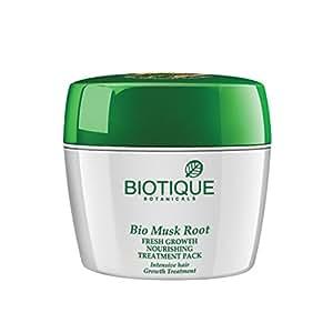Biotique Musk Root Fresh Growth Nourishing Treatment