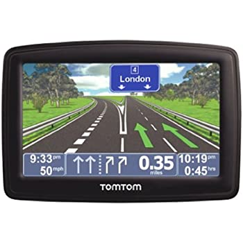 """TomTom XL 2 IQ 4.3"""" Sat Nav with UK and Ireland Maps (discountinued by manufacturer)"""