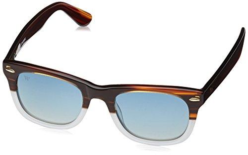 Wolfnoir, KIARA BICOME BLANHALF - Gafas De Sol unisex multicolor (marrón/azul/blanco), talla única