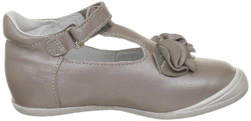 GBB Babette, Chaussures basses fille Argent (11 Vte Argentee)
