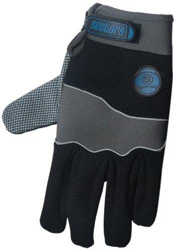 Sector 9Apex Slide Handschuh, schwarz, Small/Medium
