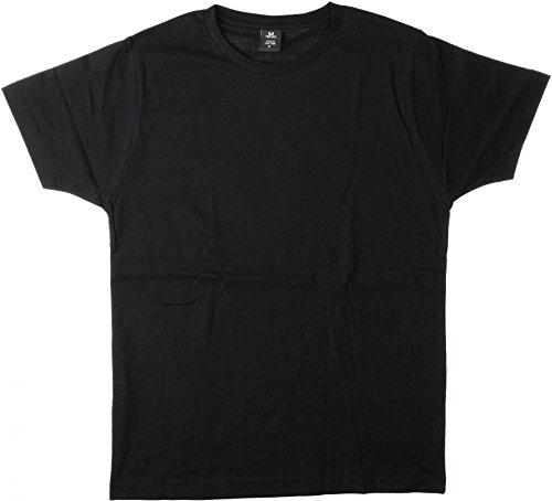 Mens Fashion Sof-Tee Black