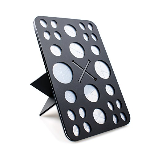 matrixsight-makeup-brush-tree-holder-organizer-collapsible-air-drying-tower-tree-rack26-hole-