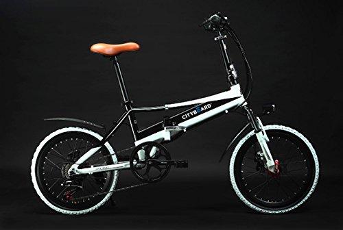 Bicicleta Eléctrica Plegable de Aluminio...