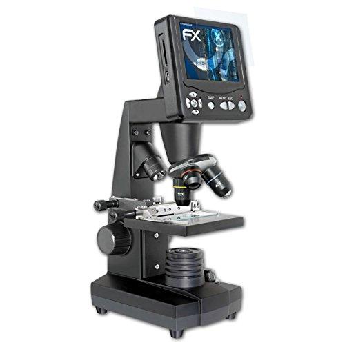 atFoliX Anti-Choc Film Protecteur Compatible avec Bresser...