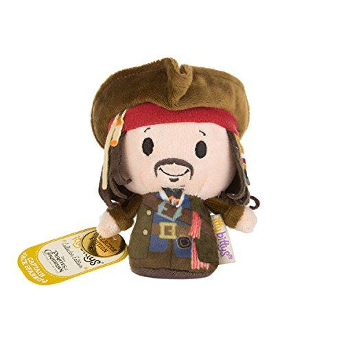 Hallmark 25490968 Disney Pirates of the Caribbean Jack Sparrow Itty Bitty