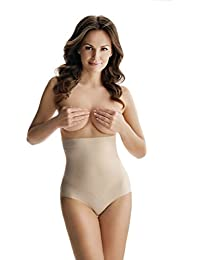 High-waist shapewear panty, High control knikers, Seamless High Waist Tummy Bum