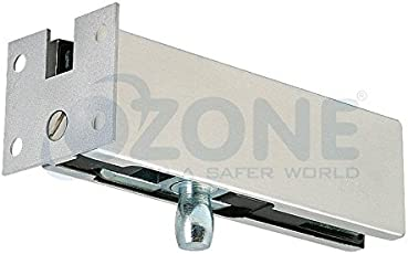 Ozone OPF-4 - Wall Mounted Over Panel Patch with Pivot - Finish: Satin Stainless Steel