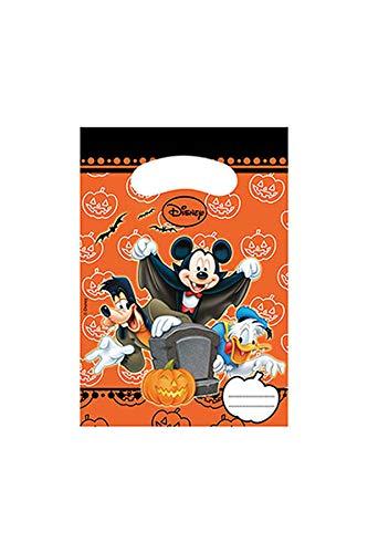 Procos Mickey Halloween Party Tüten