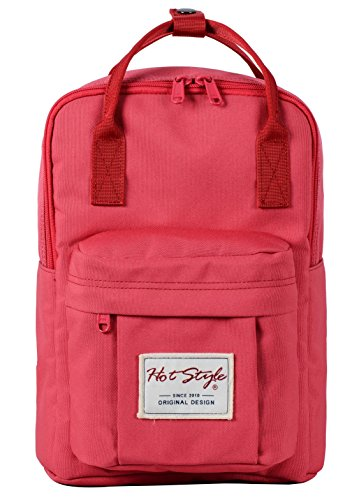 macaron-color-backpack-purse-hotstyle-bestie-waterproof-mini-daypack-for-girls-rosered