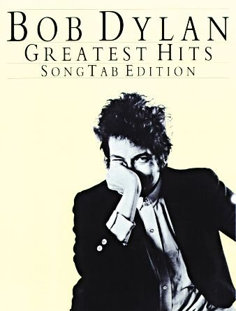 Partition : Bob Dylan Greatest Hits Tab