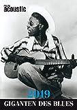Guitar Acoustic Blues-Kalender 2019