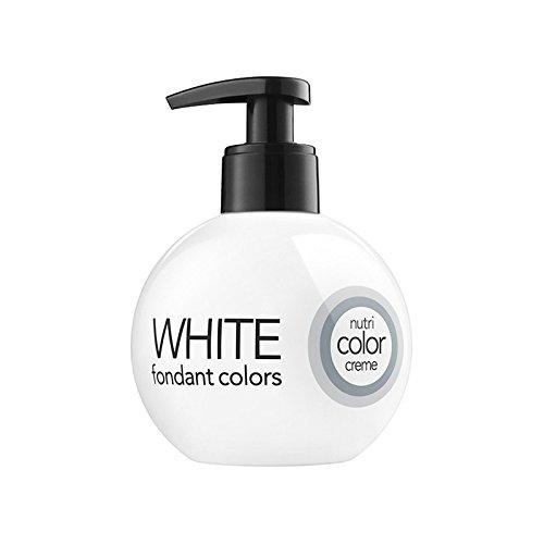 NUTRI COLOR CREME 250ML WHITE