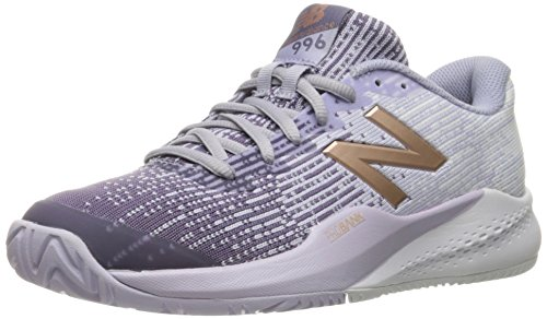 New Balance WC996 B Damen Laufschuhe Deep Cosmic Sky/Bleached Sunrise