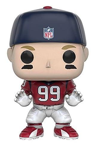 NFL Houston Texans J.J. Watt Pop! Football Vinyl Figure