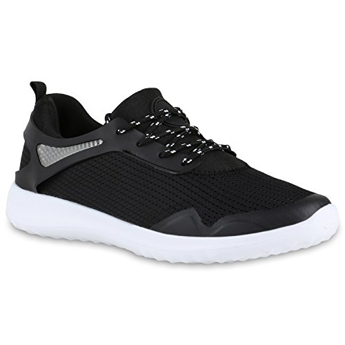 Lazer Sapatos Femininos Homens Do Esporte Tênis Confortáveis perfil Preto Total Único