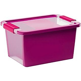 jobgar ABM Italien SRL m123153–Box Universalzufuhr Bi Box violett 11Liter
