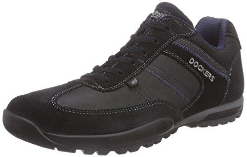 Dockers Por Gerli 36ht004-205100 Homens Tênis Preto (black 100)