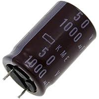10x Elettrolitici Condensatore 1000µF 50V 105°C ; EKME500EC4102ML25N ;