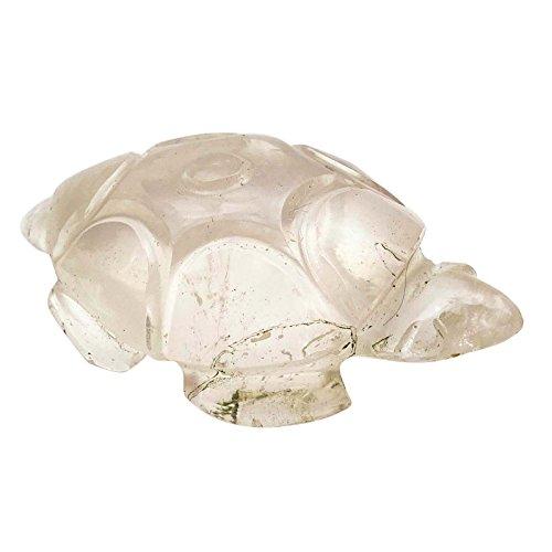 Harmonize Rose Quarz Reiki heilende Kristall geschnitzte rosa Schildkröte Miniatur Statue