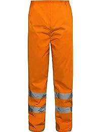 Regenbundhose RHO orange Gr Bekleidung & Schutzausrüstung XXXL Funsport