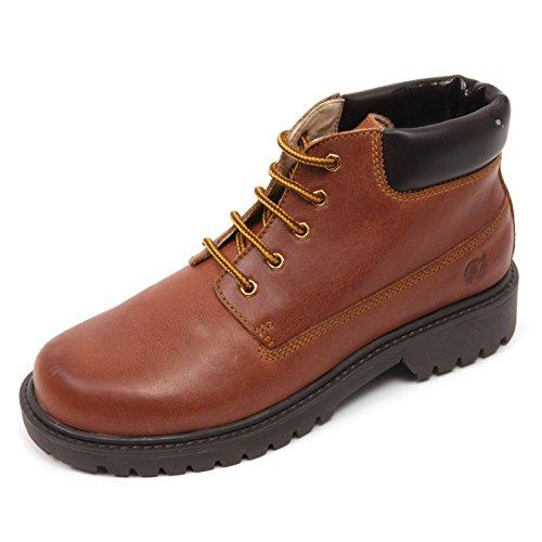Naturino C2702 Anfibio Bimbo Scarpa scarponcino Marrone Boot Shoe Kid