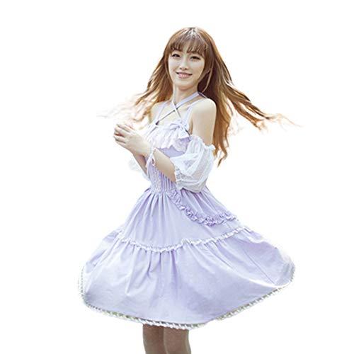 WJX Girl Lolita Kleid, Pageant Pleated Dresses, JSK Shirt, Kids Prom Ball Gown, Party Hochzeits-Briese Prinzessin Kleider Kostüm, Kindertag Ostern ()