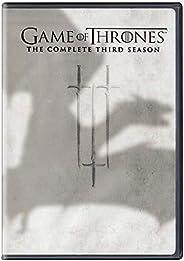 Game of Thrones Complete Third Season DVD