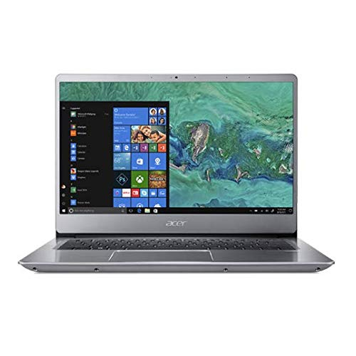 Acer Swift 3 SF314-54-554K NX.GXZSI.001 Intel core I5-8250U 8th gen 8GB ram 512GB SSD windows10 Ms-Office 14inch FHD IPS Display Notebook