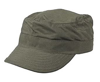 PURECITYà Produit Original - Casquette US Army BDU Cap - Coloris Kaki - Airsoft - Paintball - Outdoor