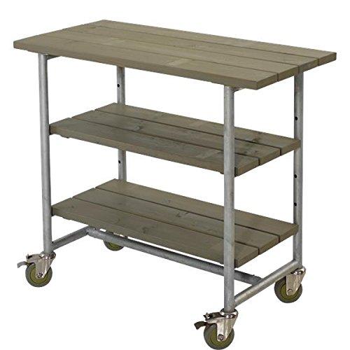 plus-179541-18-urban-picnic-grilltisch-m-2-regale-komplett-graubraun-farbgrundiert