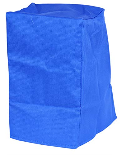 Mixer Grinder Cover for All Types of Mixies - Free Size Mixie Cover (Blue Color), 3 Layer Stitching