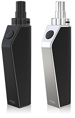 Eleaf Aster Total Full Kit 1600 mah Colore Silver Prodotto Senza Nicotina