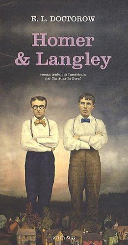 Homer et Langley