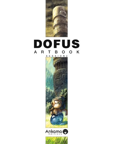Dofus - Artbook Vol.2