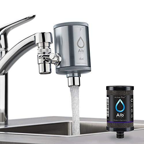 Alb Filter® Duo Active Plus+ Trinkwasserfilter |