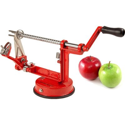 Kitchen BasicsÃÂ'Ã'® Professional Grade Heavy Duty Apple Peeler, Slicer & Corer by Kitchen Basics -