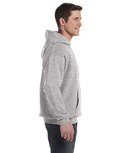 Hanes Comfortblend EcoSmart Pullover Hoodie Sweatshirt Light Steel
