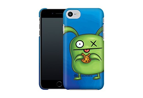 Handyhülle mit Kids-Design: iPhone 7 Hülle / aus recyceltem PET / robuste Schutzhülle / Stylisches & umweltfreundliches iPhone 7 Case - Apple iPhone 7 Schutzhülle: Koala von BioWorkZ OX Cookie von Uglydoll