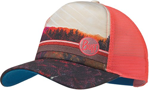 Buff Erwachsene Trucker Cap, Collage Multi, One Size