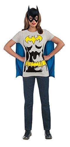 Batgirl T-Shirt Damen Gr. 36-38 , Größe:S