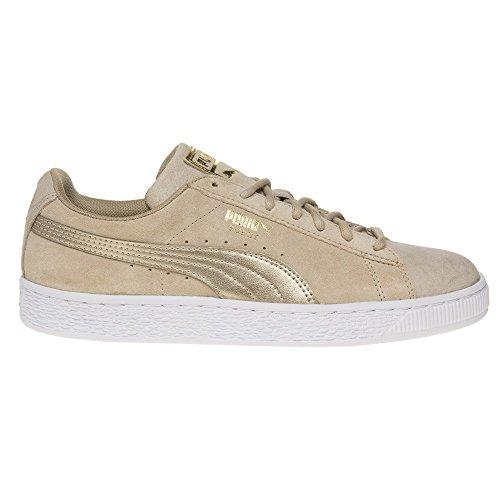Puma Suede Classic Donna Sneaker Marrone Chiaro Marrone chiaro